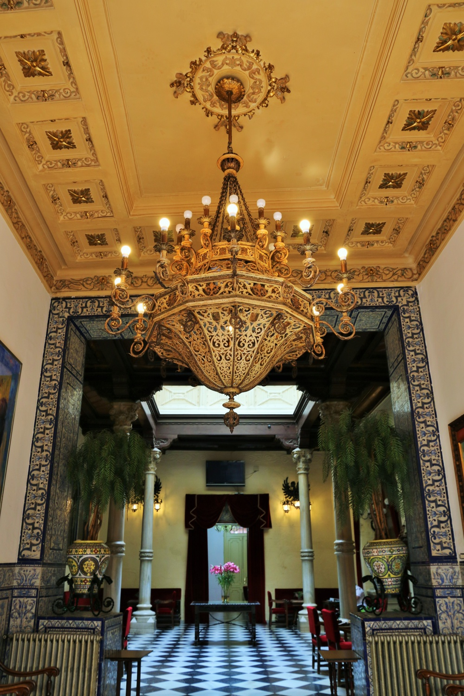 Interior Casino de Cartagena