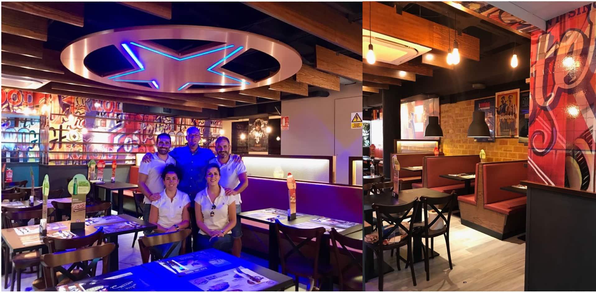 Reforma, Foster's Hollywood, Murcia, MAZA Grupo