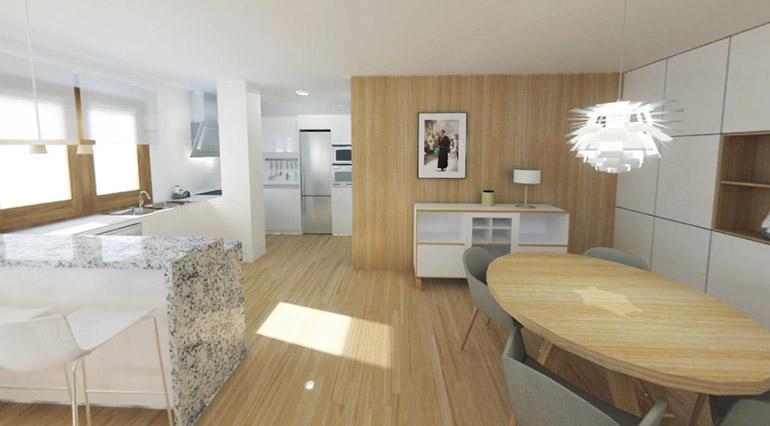 la casa de la luz, arquitectura, reforma