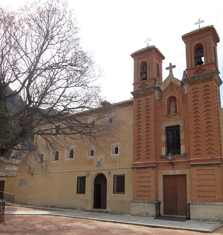Monasterio de Santa Ana, en Jumilla
