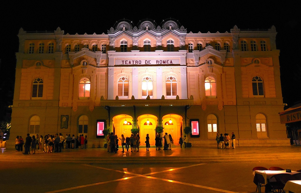 Teatro Romea Murcia