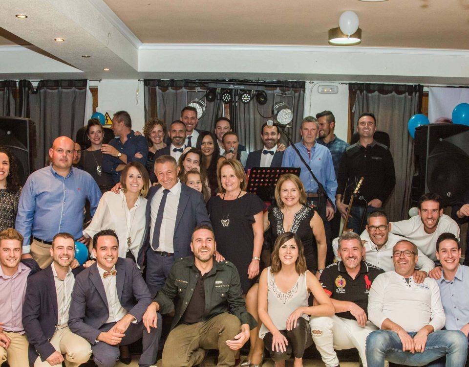 Portada grupo jubilacion Pedro García y Conchi Martinez MAZA Grupo